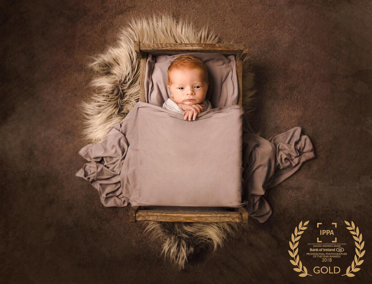 Beautiful Newborn Baby Aulden 2